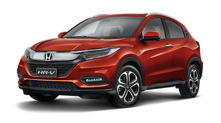 2021 Honda HR-V VTi-LX Suv
