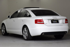 2008 MY09 Audi A6 4F MY09 Sedan Image 3