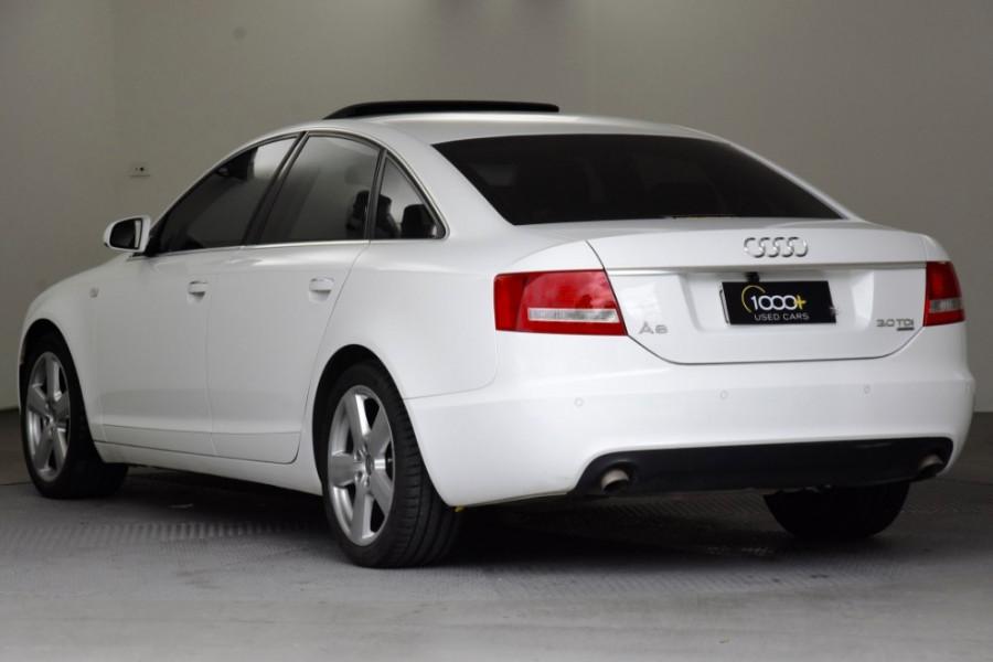 2008 MY09 Audi A6 4F MY09 Sedan