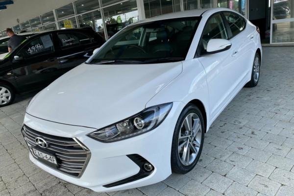 2018 Hyundai Elantra Elite Sedan