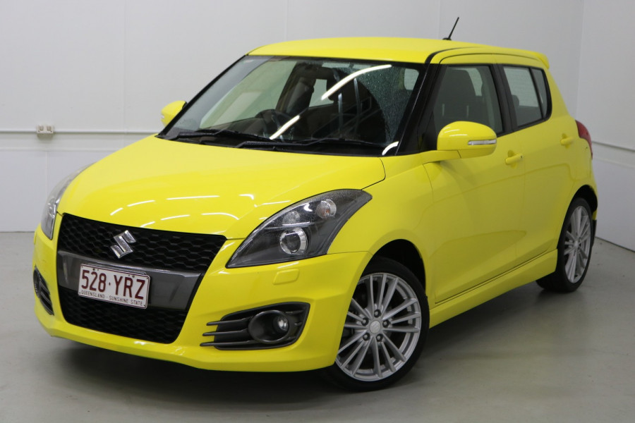 2015 Suzuki Swift FZ MY15 SPORT Hatchback Image 1