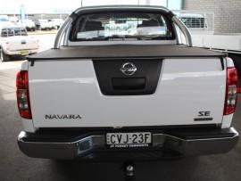 2015 Nissan Navara D40 S9 Silverline Silverline - SE Utility - dual cab