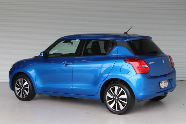 2017 Suzuki Swift AZ GLX TURBO Hatch Image 4