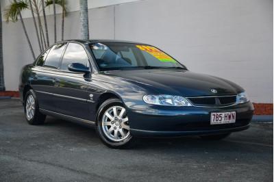 2001 Holden Berlina VX II Sedan