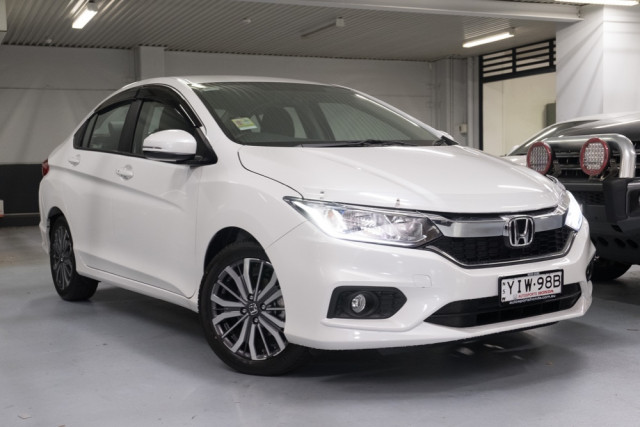 2020 Honda City GM VTi-L Sedan