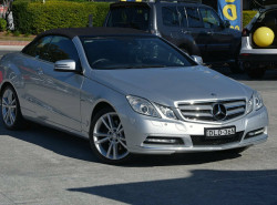 Mercedes-Benz E350 BlueEFFICIENCY A207 MY12
