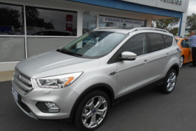 Ford Escape TITANIUM ZG 2018.00MY