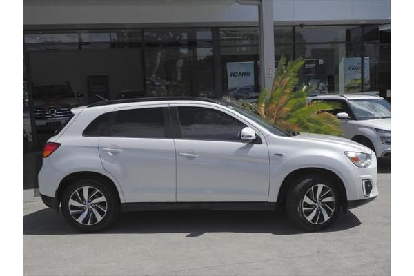 2014 Mitsubishi ASX XB MY15 XLS Suv Image 2
