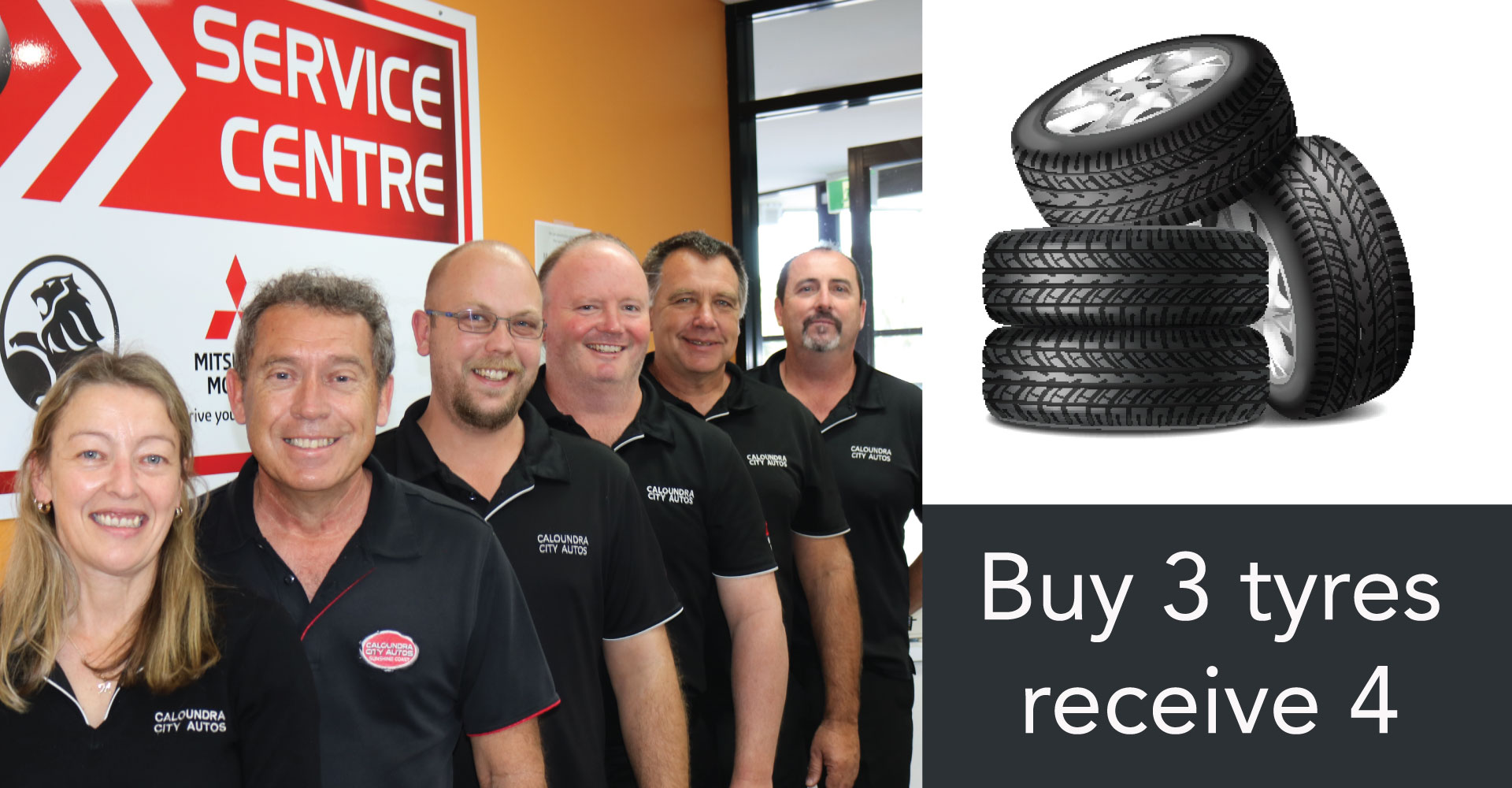 BUY 4 PAY FOR 3 TYRES*