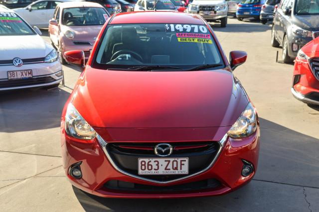 2015 Mazda 2 DJ2HA6 Genki Hatchback Image 3