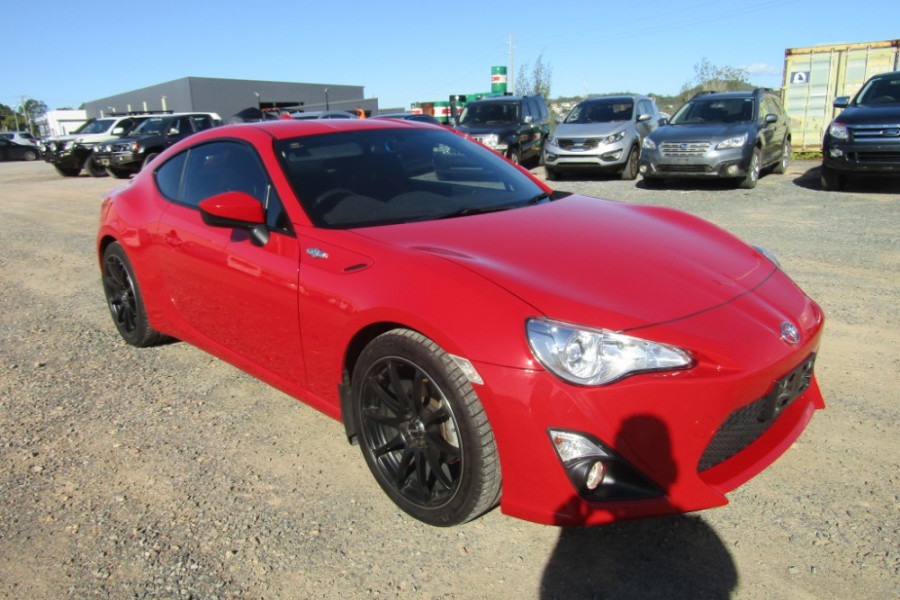 2015 Toyota 86 ZN6 GT Coupe