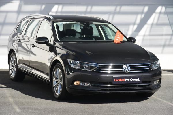 2018 Volkswagen Passat 3C (B8) 132TSI Wagon