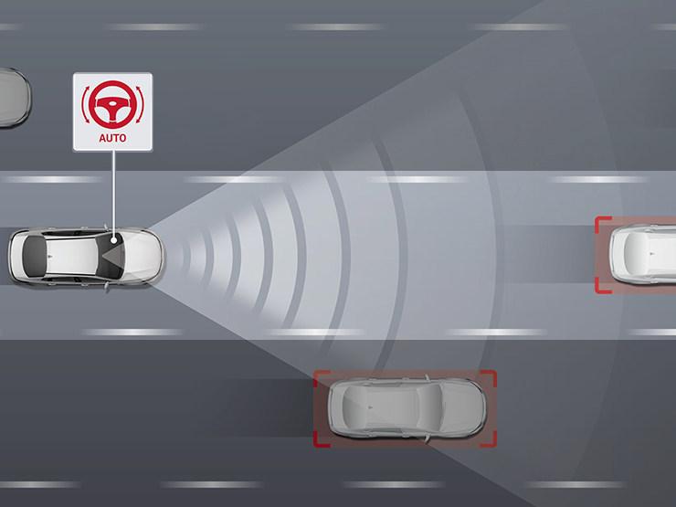 Lane Following Assist