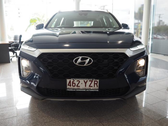 2018 MY19 Hyundai Santa Fe TM Active Suv Image 8