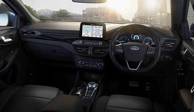 Focus Comfort and Convenience