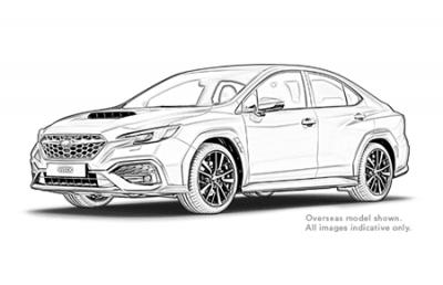New Subaru All-New WRX