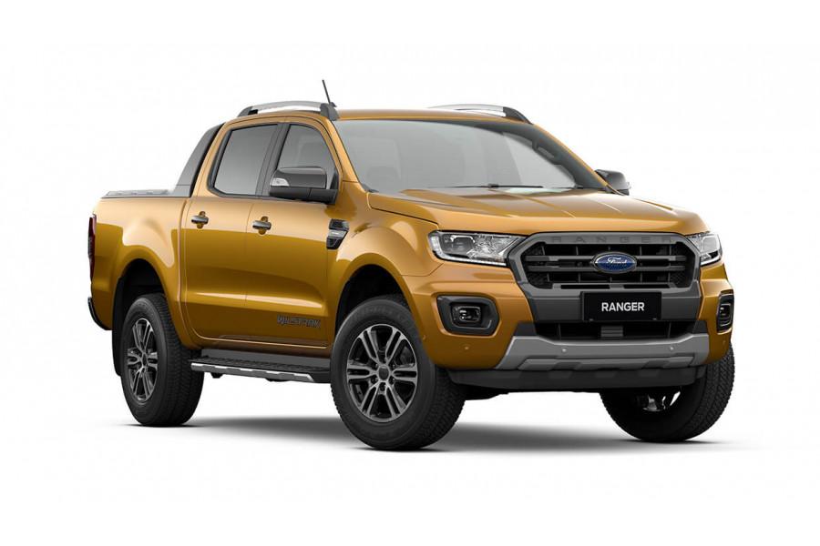 2021 MY21.25 Ford Ranger PX MkIII Wildtrak Utility