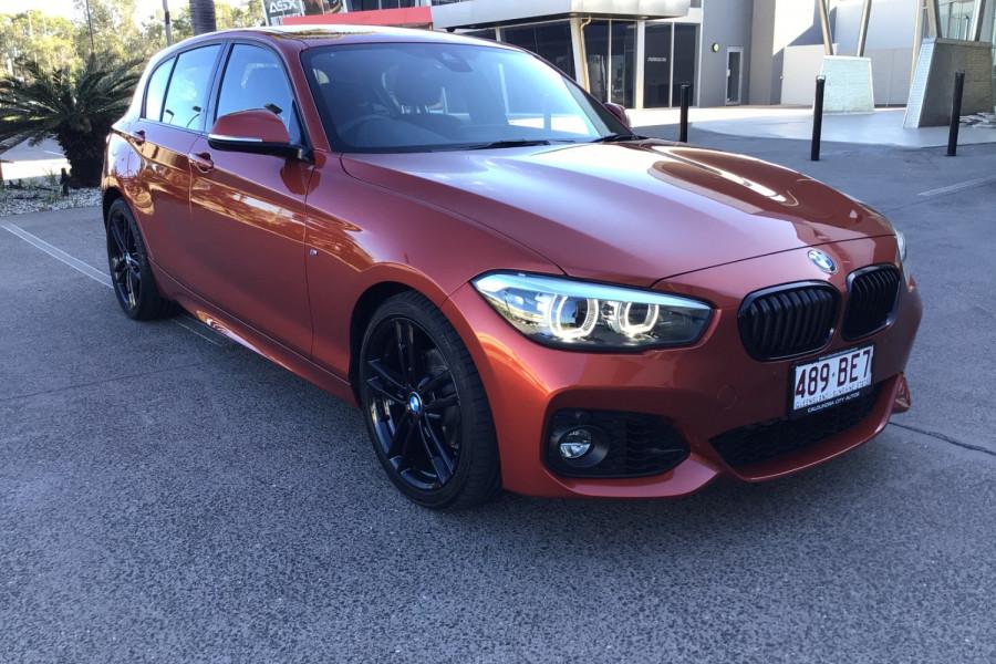 2019 BMW 1 Series Hatchback