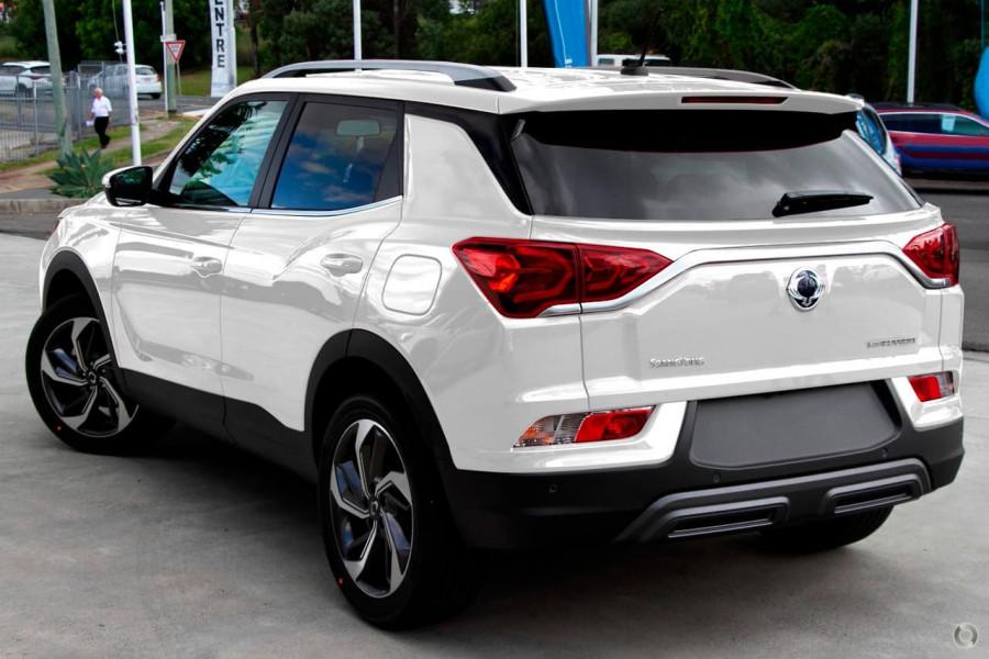 2021 SsangYong Korando C300 Ultimate Wagon