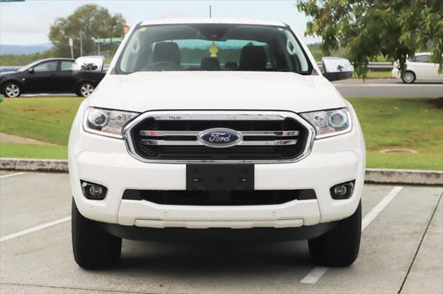 2019 Ford Ranger PX MkIII MY19.75 XLT Utility Image 7