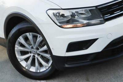 2016 MY17 Volkswagen Tiguan 5N MY17 110TSI 2WD Trendline Suv Image 2