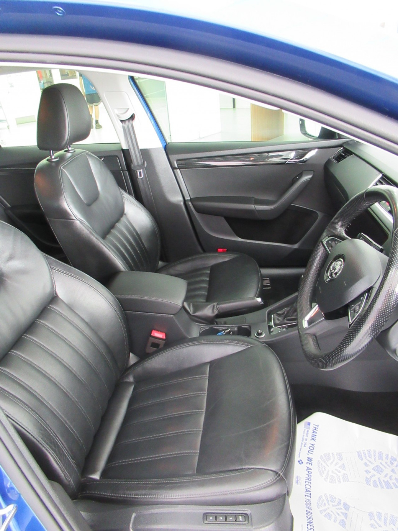 2017 MY18 Skoda Octavia NE MY18 110TSI Sedan Image 13