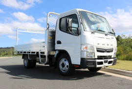 Fuso Canter 515 CITY CAB ALLOY TRAY