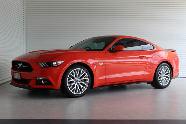 2015 Ford Mustang FM GT Coupe