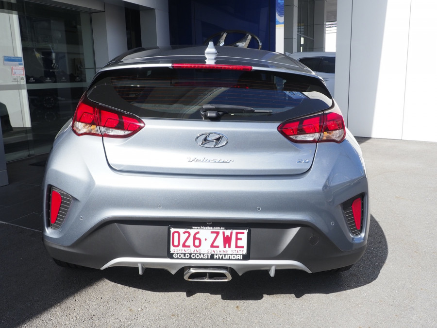 2019 MY20 Hyundai Veloster JS Veloster Coupe Image 23