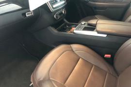 2015 Mercedes-Benz Gl-class X166 GL350 BlueTEC Wagon Image 4