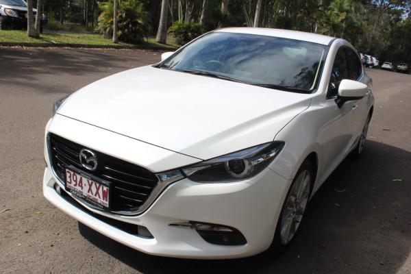 2018 Mazda 3 BN5438 SP25 Hatchback Image 4