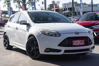 Ford Focus ST LW MKII