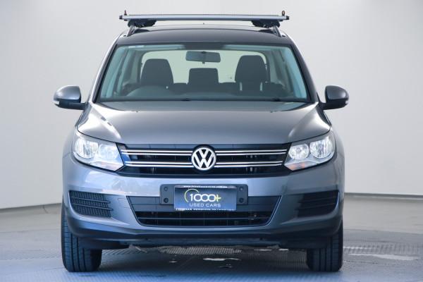 2015 Volkswagen Tiguan 5N 118TSI Suv Image 2