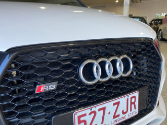 2016 Audi Rs Q3 8U MY16 Suv