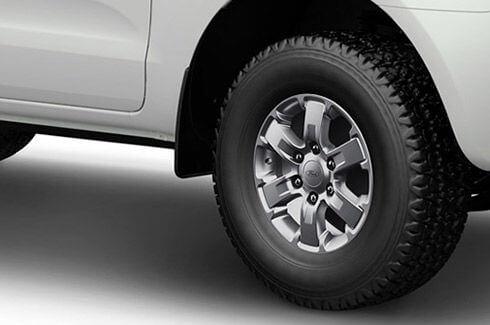 Alloy Wheels - 16