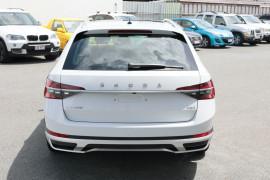 2020 MY21 Skoda Superb Wagon