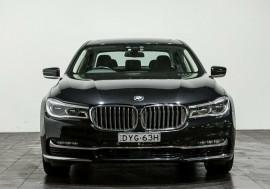 2017 BMW 730d G11 Steptronic Sedan
