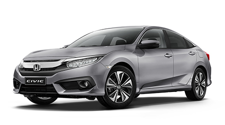 2018 Honda Civic Sedan 10th Gen VTi-LX Sedan