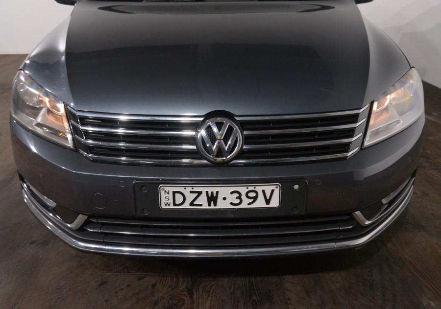 2012 Volkswagen Passat Volkswagen Passat 125 Tdi Highline Auto 125 Tdi Highline Sedan