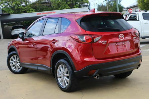 2016 Mazda CX-5 KE1022 Maxx SKYACTIV-Drive AWD Sport Suv Image 2