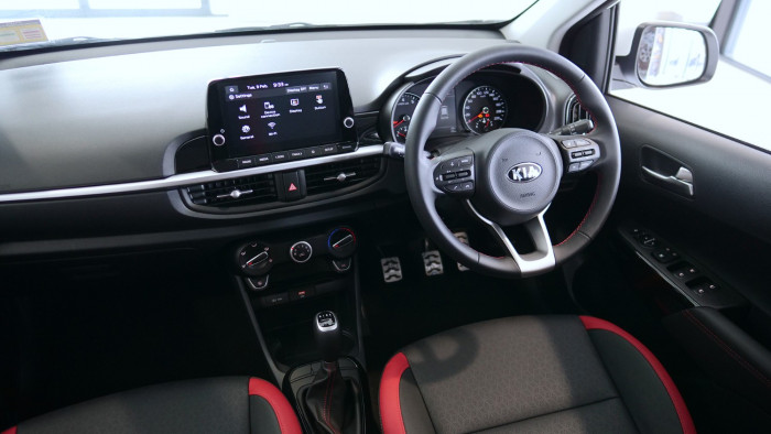 2020 MY21 Kia Picanto JA GT Hatchback Image 5