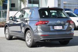 2019 MY20 Volkswagen Tiguan 5N 110TSI Trendline Suv Image 3