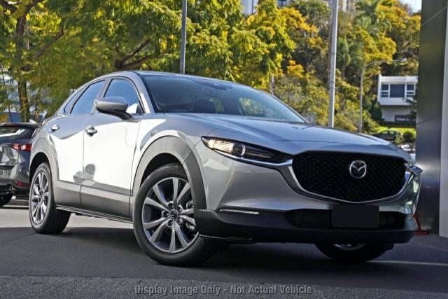 2021 Mazda CX-30 DM2W7A G20 SKYACTIV-Drive Evolve Wagon