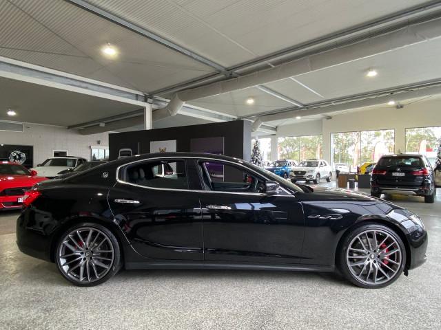 2016 Maserati Ghibli M157 MY16 S Sedan Image 5
