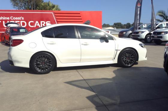2015 MY16 Subaru WRX V1 STI Sedan