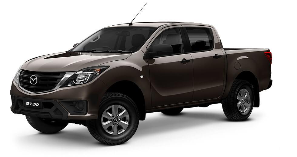 2018 MYch Mazda BT-50 UR 4x4 3.2L Dual Cab Pickup XT Other