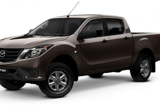 2019 Mazda BT-50 UR 4x4 3.2L Dual Cab Pickup XT Other