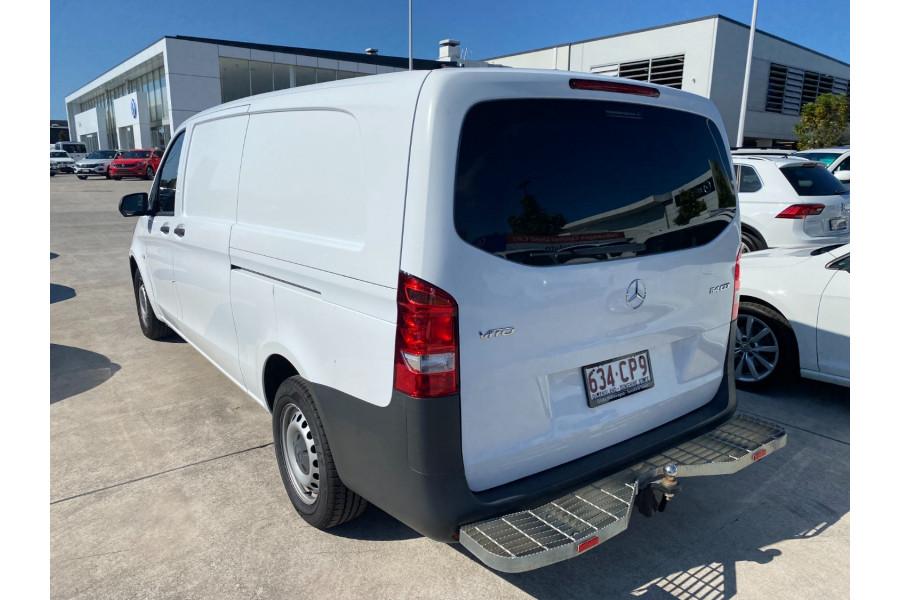 2018 Mercedes-Benz Vito 447 114BlueTEC Van
