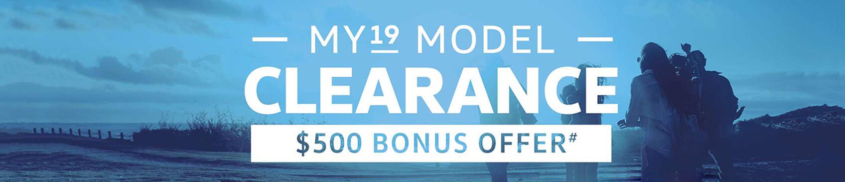 Volkswagen MY19 Model Clearance. Great Finance Offer