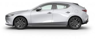 2021 Mazda 3 BP G25 Evolve Hatchback image 21